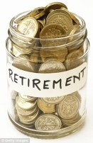 Pensions and Retirement – New Year Resolutions – 5 Easy Steps to Plan your Retirement