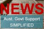 Aust. Govt.Support Simplified - Coronavirus